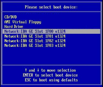 BootDeviceSelect
