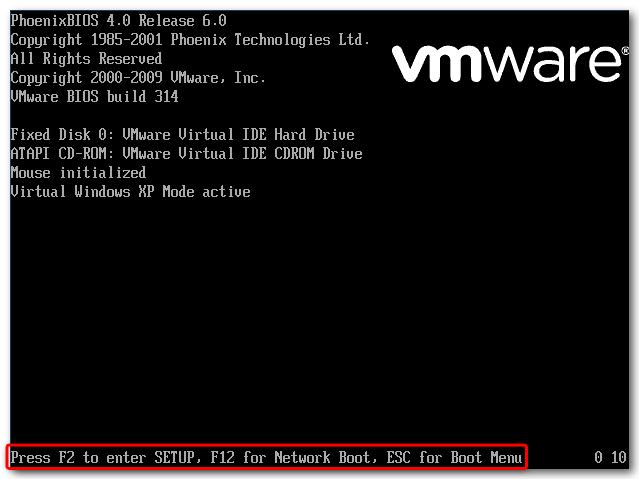 vmwareBIOS